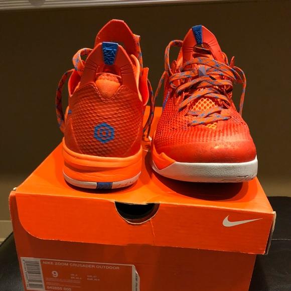 Nike Zoom Crusader Basketball Shoe Size